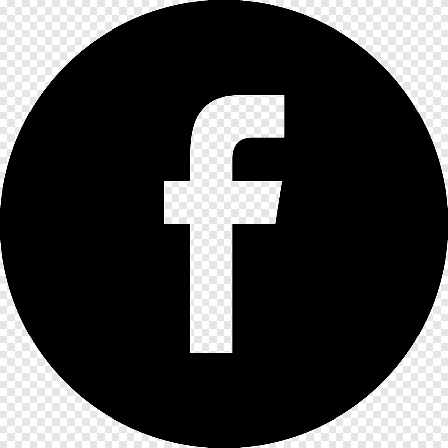 Facebook Computer Icons Privato Salon Spa Fever Logo Black And White Png Pngegg