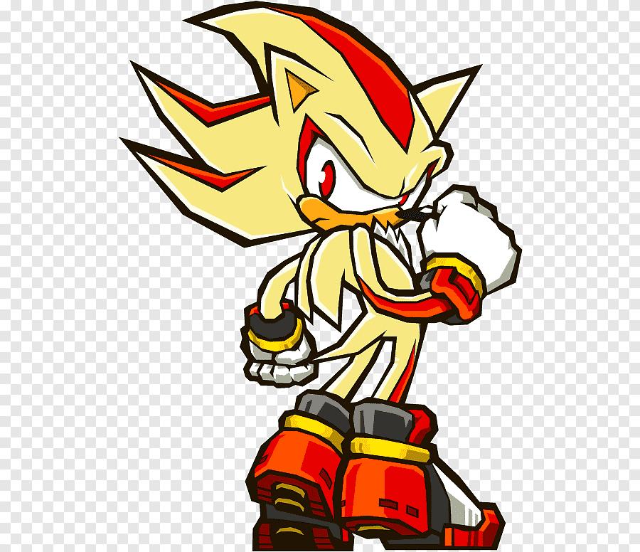 Sonic Dan Cincin Rahasia Bayangkan Landak Super Shadow Sonic Knuckles Sonic Adventure 2 Battlefield Bermacam Macam Sonik The Hedgehog Png Pngegg