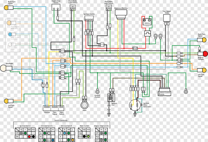 honda motor company wiring diagram electrical wires  cable