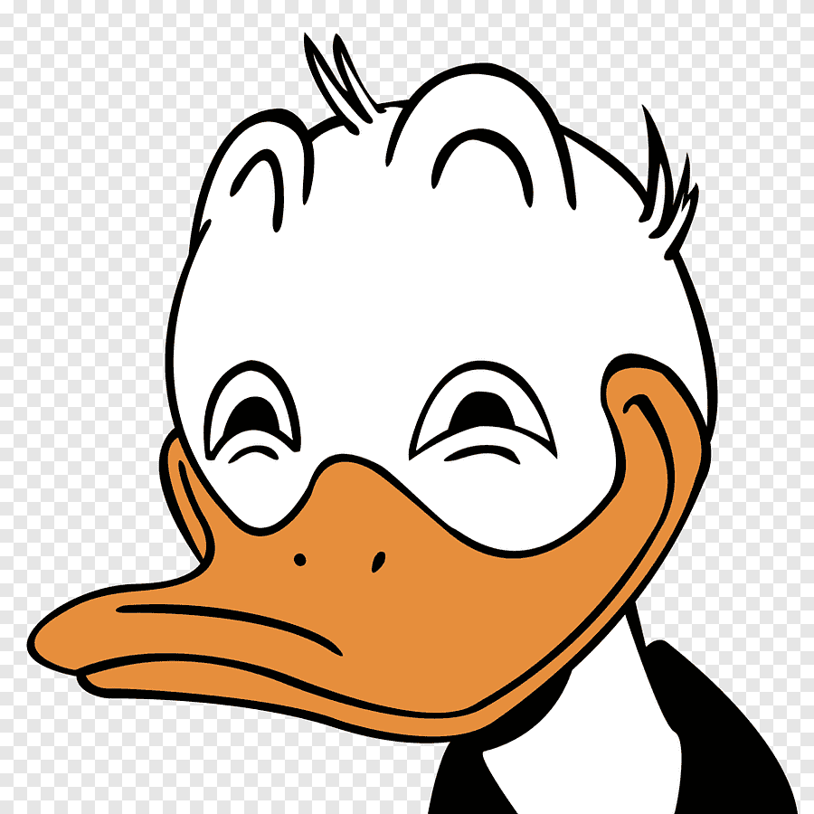 Donald Duck Angry Clipart Donald Duck Angry Face Png Image With