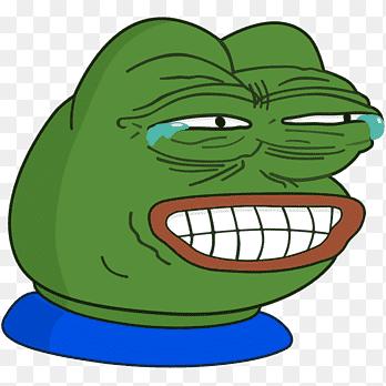 Green Frog Illustration Pepe The Frog Laughter Meme Humour Frog