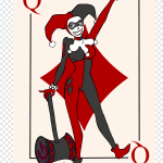 Harley Quinn Joker Batman Supervillain Birthday Harley Quinn Costume Makeup Dc Comics Fictional Character Png Pngegg