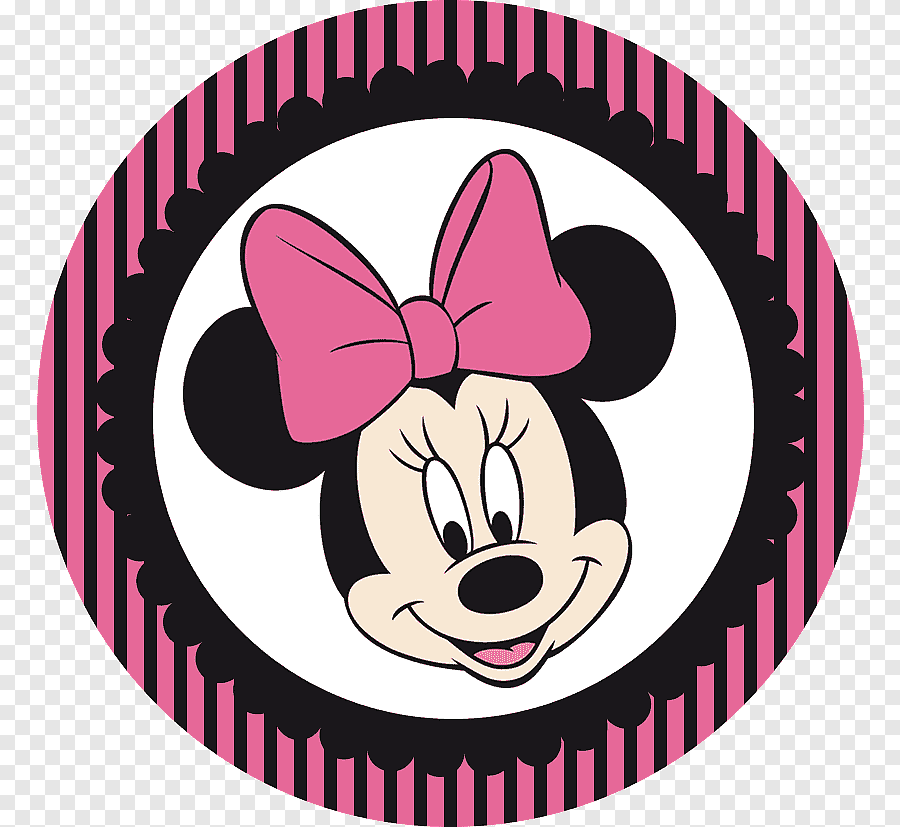 Minnie Mouse Mickey Mouse Menggambar Minnie Mouse Mouse Karakter Fiksi Png Pngegg
