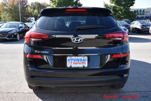 New 2020 Hyundai Tucson Value 4D Sport Utility in ...
