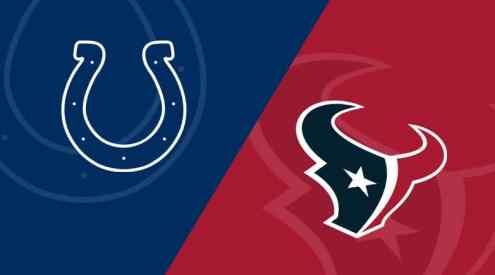 Indianapolis Colts vs Houston Texans Matchup Preview 11/21/19: Analysis,  Depth Charts, Daily Fantasy
