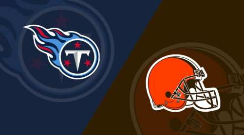 Cleveland Browns vs. Tennessee Titans Matchup Preview (12/6/20): Betting  Odds, Depth Charts, Live Stream (Watch Online)