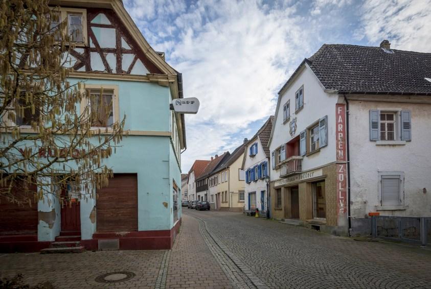 Leerstand in Rockenhausen