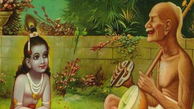 Surdas kiske shishya the