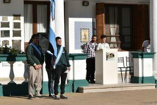ACTO INSTITUCIONAL CONMEMORACIÓN DEL FALLECIMIENTO DEL GRAL. DON JOSÉ DE SAN MARTÍN
