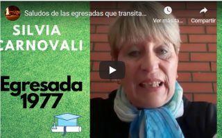GRADUADAS DE LA ESCUELA AGROTÉCNICA DE CASILDA DE TODOS LOS TIEMPOS...