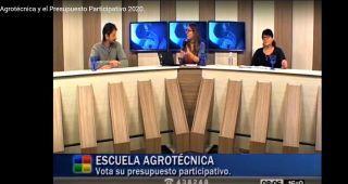 PRESUPUESTO PARTICIPATIVO, INSTANCIAS DE DIFUSIÓN EN LA LOCALIDAD