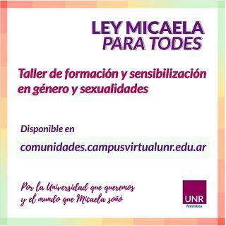 LEY MICAELA PARA TODES