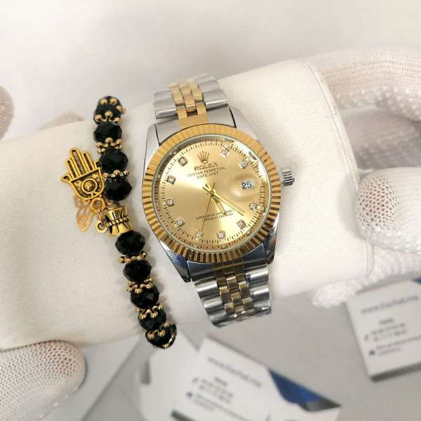 Reproduction Montre Rolex Datejust Doré maroc casalanca rabat