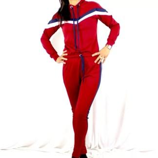 Achetez Chic Survêtement Sport Femme - Rouge - E Achat - Maroc