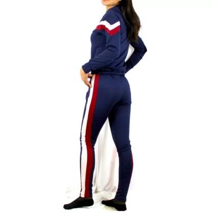 Achetez Chic Survêtement Sport Femme - Bleu - E Achat - Maroc