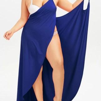 Cache Maillot Super Pratique - Bleu