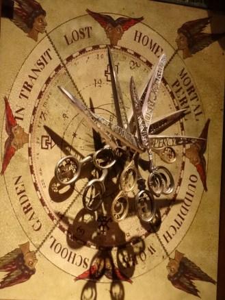 The Weasley Clock