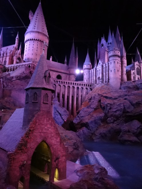 Hogwarts – don't we all wish we could study there?