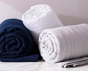 west elm blankets