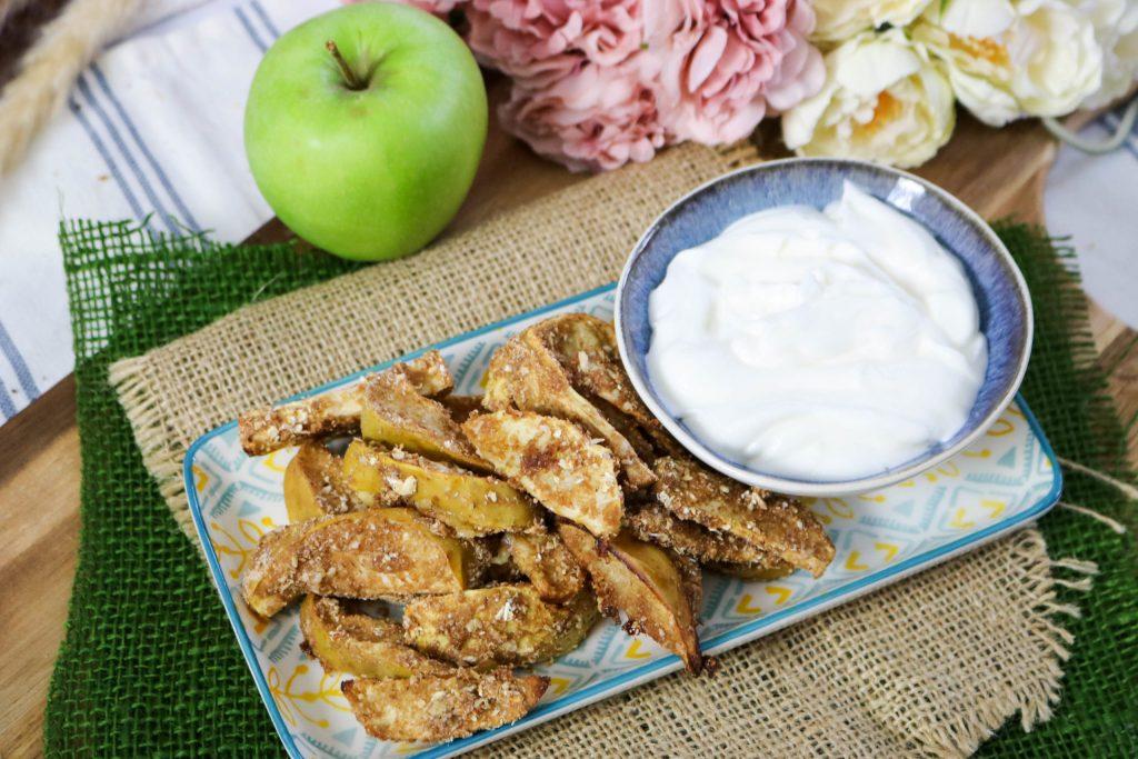 Apple Crisp Fries