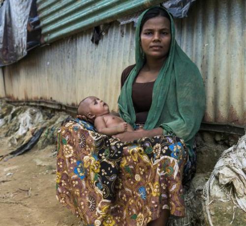 Rohingya minoria etnica