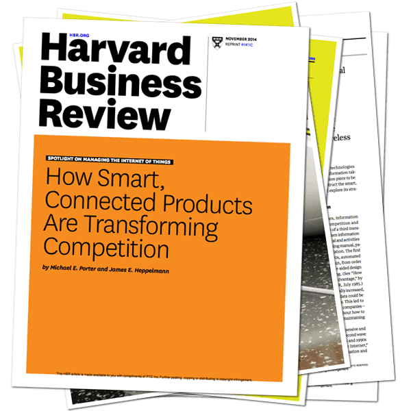 Harvard Business Review: How Smart, Connected Products Are Transforming Competition   EAC Product Development Solutions