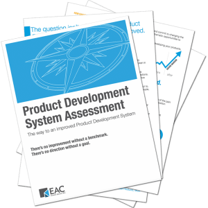 Product Development System Assessment | EAC Product Development Solutions