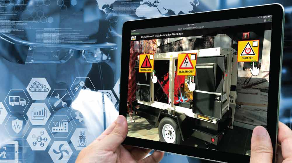 Augmented Reality Solution - Vuforia Studio   EAC Product Development Solutions