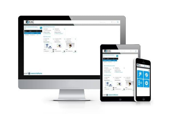 Part Associations - EAC Productivity Apps | EAC Product Development Solutions