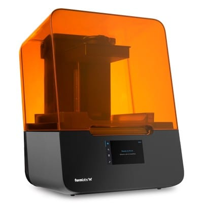 Form 3 by Formlabs   3D Printing