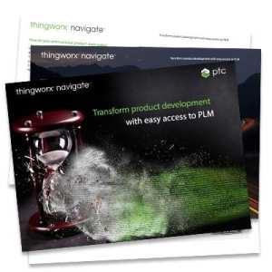 PTC ThingWorx Navigate - PLM Apps | EAC Productivity Apps