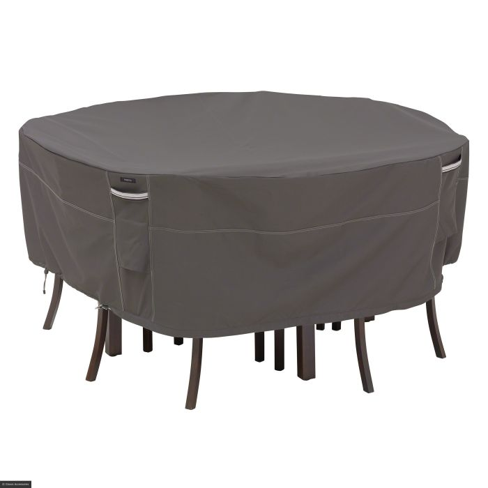 ravenna round patio table chair set furniture covers