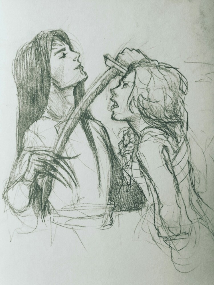Nadia & Malachiasz - Something Dark and Holy