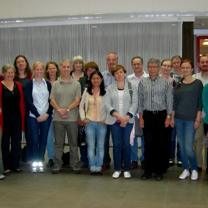 Participants to the histopathology workshop held on 7 September 2013 in Tampere, Finland.