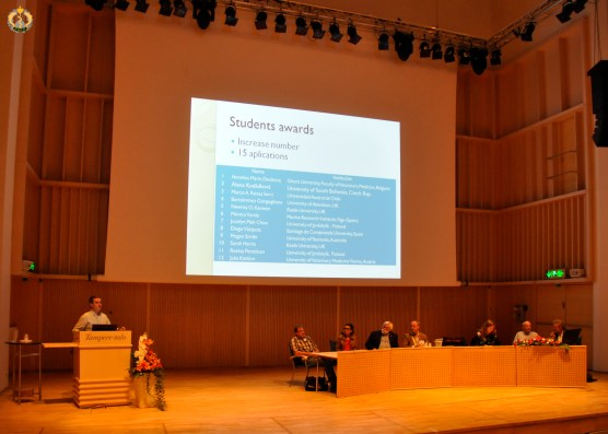 EAFP Student awards announced during the general assembly in Tampere