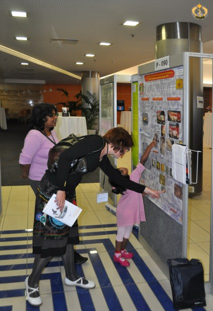 Poster session during the conference in Prague. Photo B.Gorgoglione.