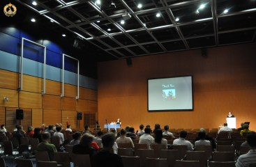 The 14th EAFP conference in Prague. Photo B.Gorgoglione.
