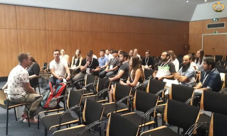 Start-up meeting EAFP Students/Early Career researcher's group