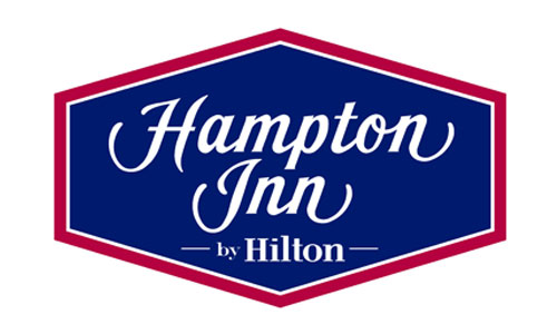 Image result for hampton inn by hilton logo