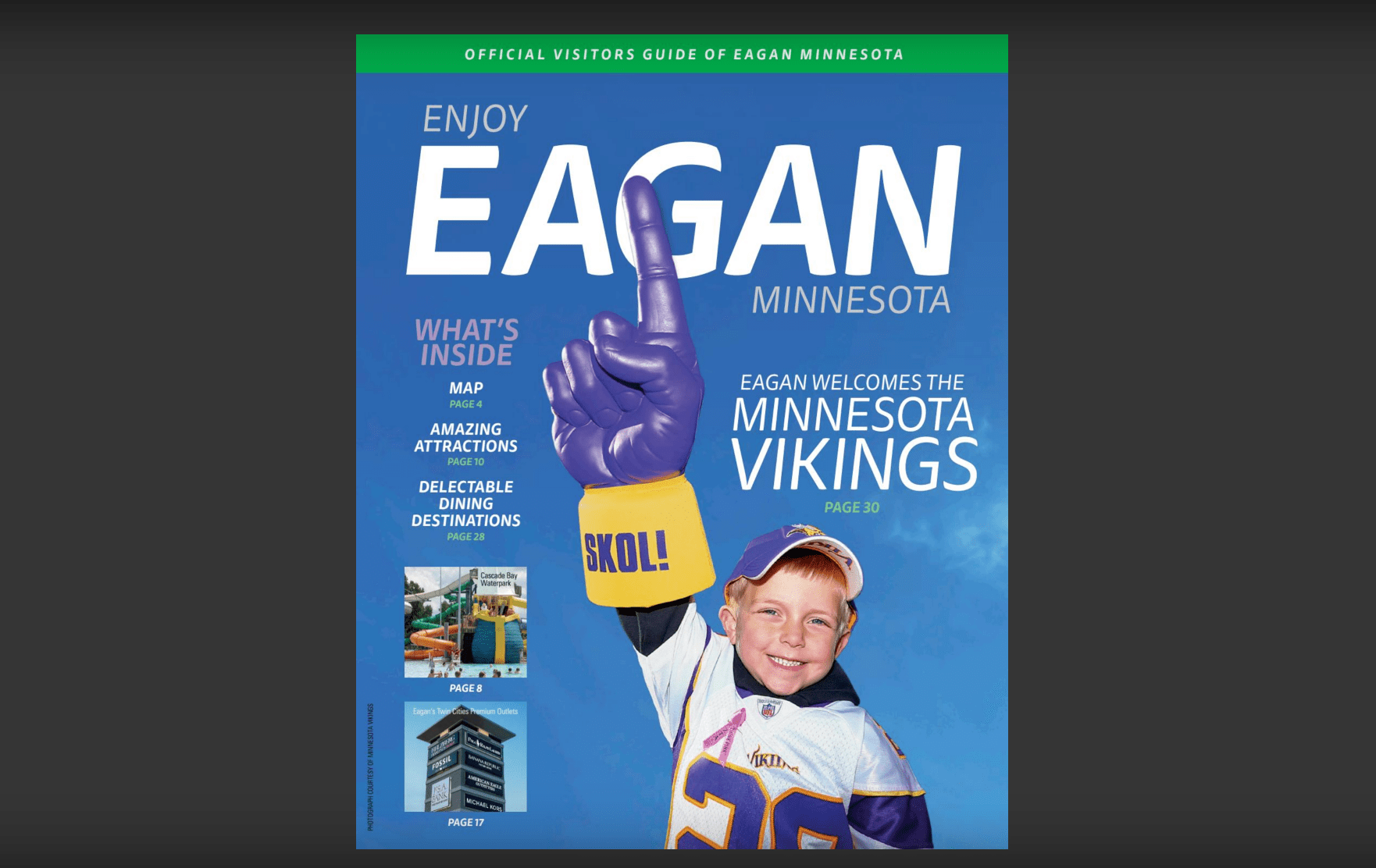 Eagan Visitors Guide