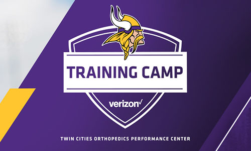 Everything You Need to Know for Verizon Vikings Training Camp