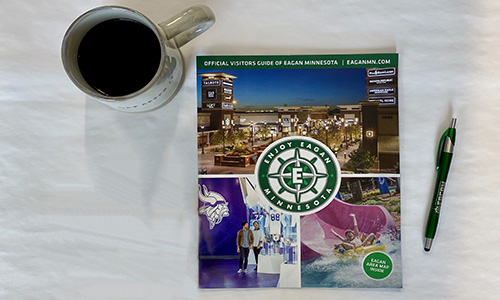 How to Request an Enjoy Eagan Visitors Guide