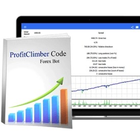 ProfitClimber Code Forex Bot Stable and Consistently Real Profits