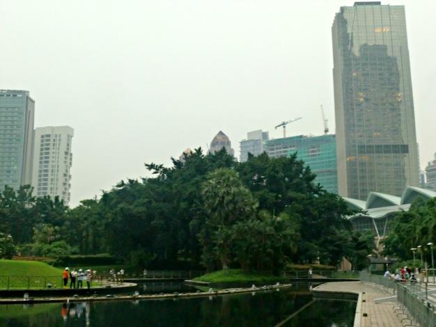 Stopover in KL; D.I.Y. Malaysia; Suria KLCC; KLCC Park; D.I.Y. Kuala Lumpur