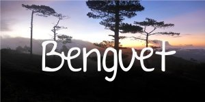 Benguet; Backpacking Philippines