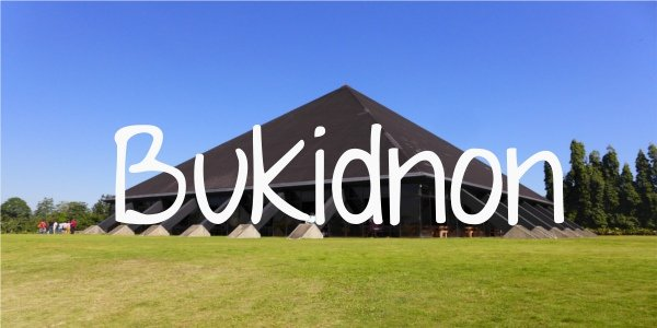 Bukidnon; Backpacking Philippines