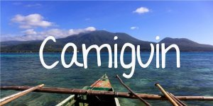 Camiguin; Backpacking Philippines