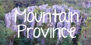 Mountain Province; Backpacking Philippines