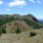 Climbing Mt. Ulap