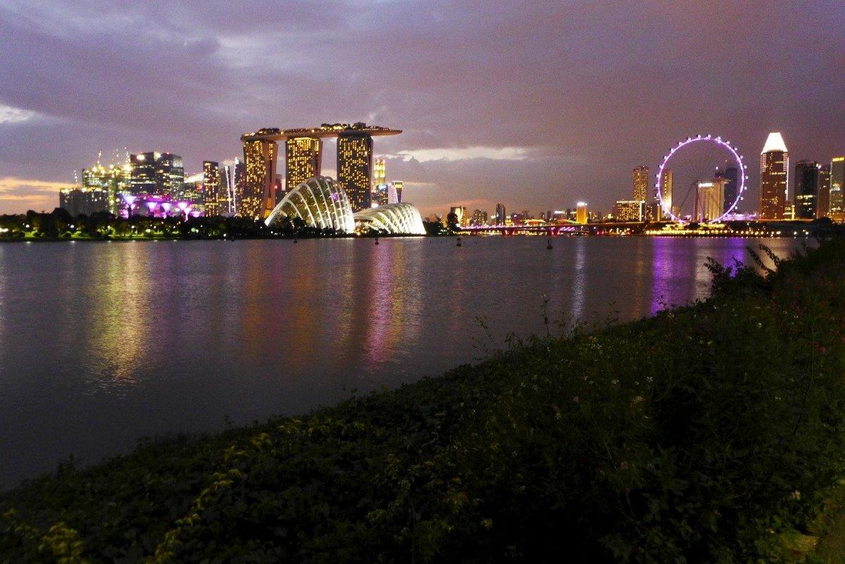 Singapore: Third Time's A Charm